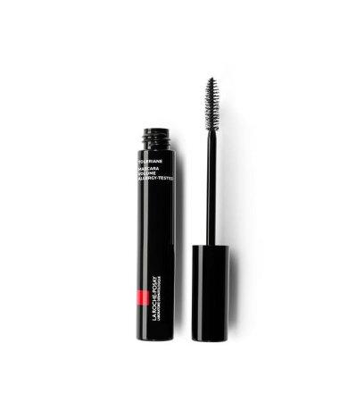 La Roche-Posay Toleriane Mascara Volume Brown κατάλληλη για ευαίσθητα μάτια & φακούς επαφής 6.9ml