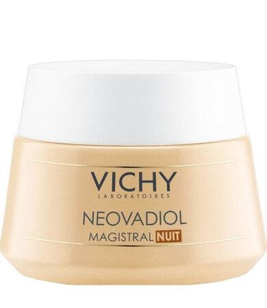 Vichy Neovadiol Magistral Night Omega 3-6-9 Φροντίδα Νύχτας 50ml