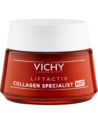 Vichy Liftactiv Collagen Specialist Νύχτας 50ml