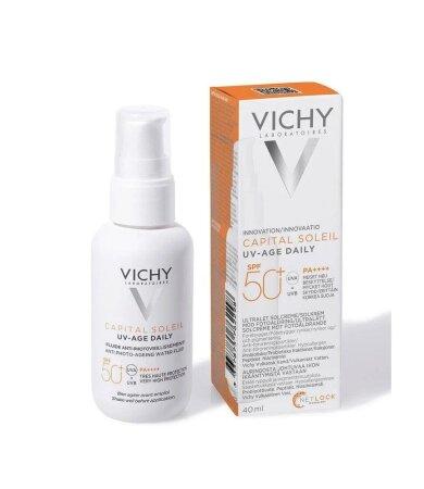 Vichy Ideal Soleil UV-Age SPF50+ 40ml