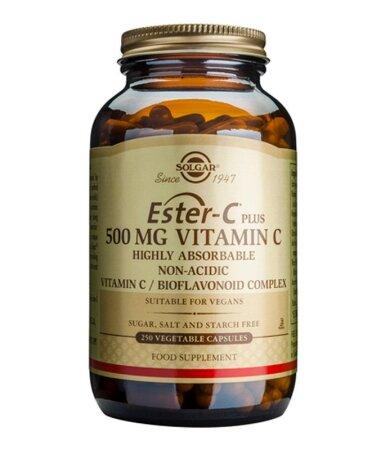 Solgar Bιταμίνη Ester-C 500mg 100veg. caps