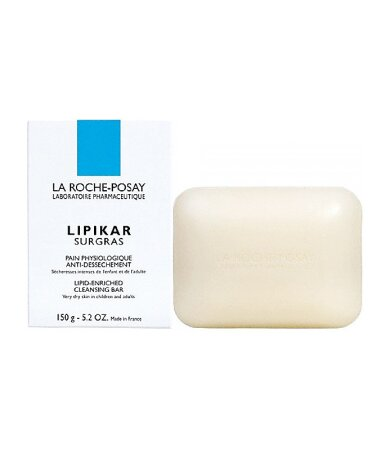 La Roche Posay Lipikar Surgras Pain Σαπούνι για Ξηρή Επιδερμίδα 150g