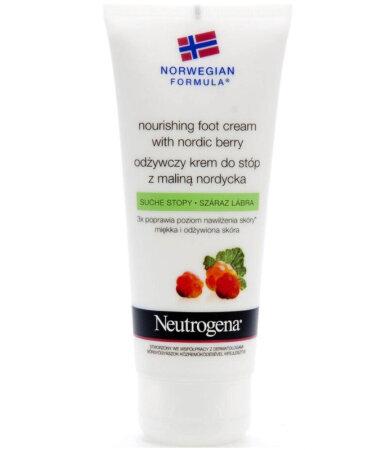 Neutrogena Κρέμα ποδιών Θρέψης με Nord Berry 100ml