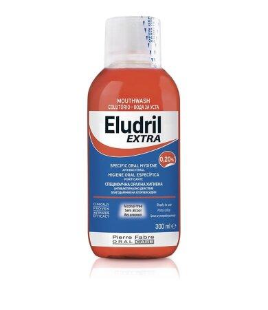 Eludril Extra 0,20% Στοματικό Διάλυμα 300ml
