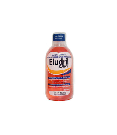 Eludril Care Alcohol Free Oral Solution 500ml