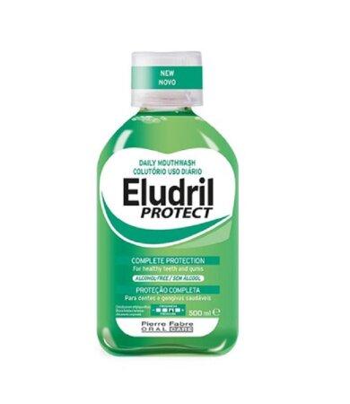 Eludril Protect Στοματικό Διάλυμα 500ml