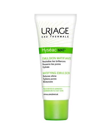 Uriage Hyseac Mat Κρέμα Gel για Ματ Αποτέλεσμα και Ενυδάτωση 40ml