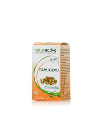 Naturactive Camu Camu 30 κάψουλες
