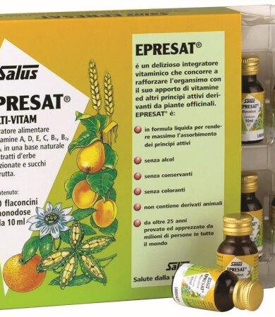Power Health Epresat Πολυβιταμινούχο Συμπλήρωμα Διατροφής 10 φιαλίδια*10ml