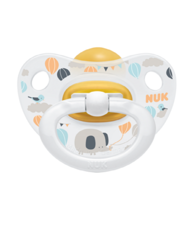 Nuk Classic Happy Kids Πιπίλα 0-6m