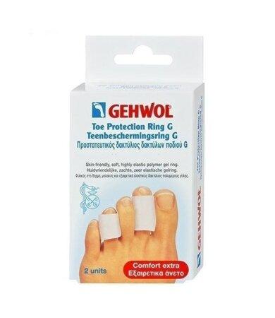 Gehwol Toe Protection Ring G Large, Προστατευτικός Δακτύλιος Δακτύλων Ποδιού G Μεγάλος (36mm) 2τεμάχια