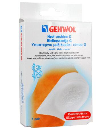 Gehwol Heel Cushion G Υποπτέρνιο Μαξιλαράκι Τύπου G Small 1 Ζευγάρι