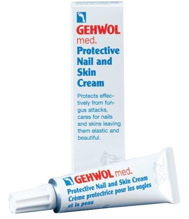 Gehwol Med Protective Nail and Skin Cream Προστατευτική Κρέμα Νυχιών και Δέρματος 15ml