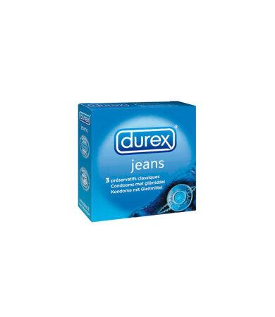 Durex Jeans Προφυλακτικά 3τμχ