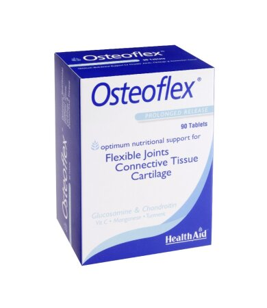 Health Aid Osteoflex Prolonged Release, Ευλύγιστες Αρθρώσεις 90 tablets