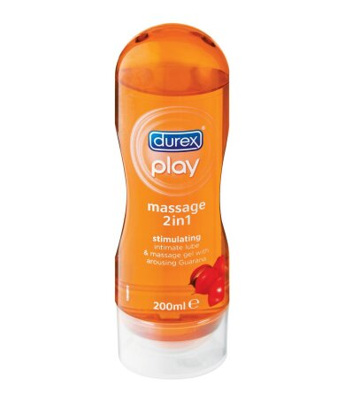 Durex Play Massage 2 σε 1 Διεγερτικό 200ml