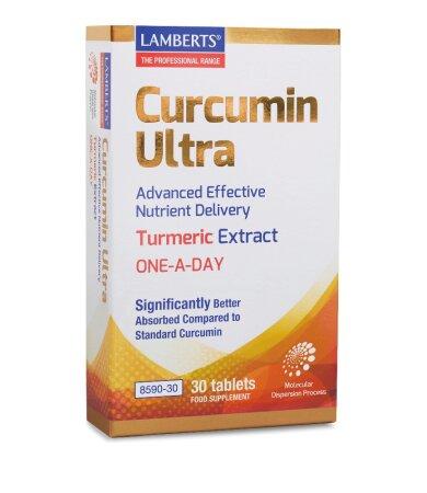 Lamberts Curcumin Ultra 30Tabs
