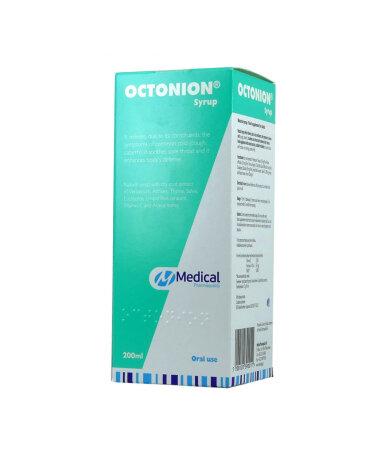 Medical Octonion Σιρόπι Ενηλίκων 200ml