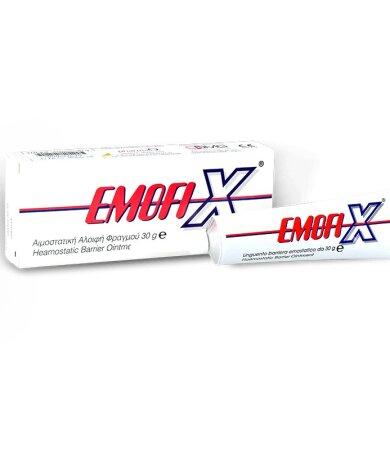 Emofix Ointment Αιμοστατική Αλοιφή 30 gr