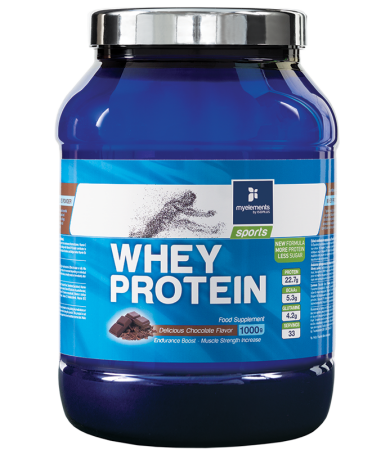 My Elements Whey Protein Powder Chocolate 1000gr