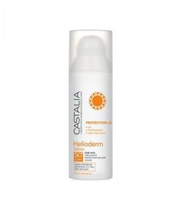 Castalia Helioderm Creme Protection x 3 SPF30 50ml