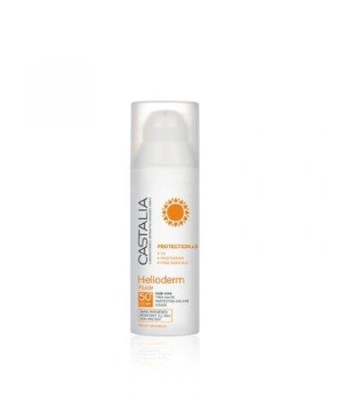 Castalia Helioderm Fluide Protection x 3 SPF 50+ 50ml