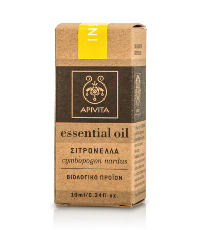 Apivita Citronella - Σιτρονέλα 10ml