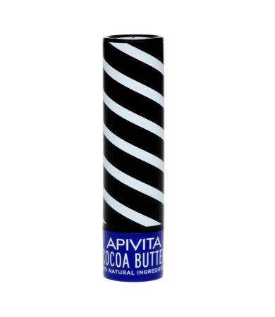 Apivita Lip Care με Βούτυρο Κακάο Spf20 4,4g