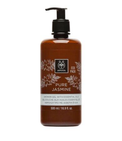 Apivita Eco Pack Pure Jasmine Αφρόλουτρο NEO 500ml