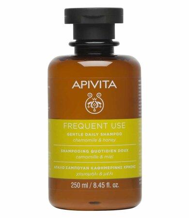 Apivita Σαμπουάν Για Καθημερινή Χρήση με χαμομήλι & μέλι 250ml