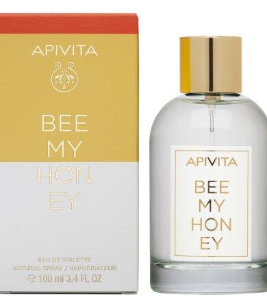 Apivita BEE MY HONEY EDT με εσπεριδοειδή, λουλούδια & μέλι 100ml
