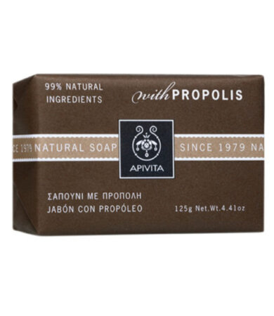 Apivita Natural Soap με Πρόπολη 125gr