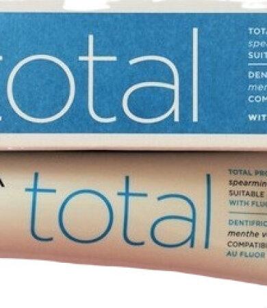 Natural Dental Care Total Οδοντόκρεμα με Δυόσμο & Πρόπολη 75ml