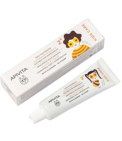 Apivita Οδοντόκρεμα Kids με ρόδι & πρόπολη 50ml