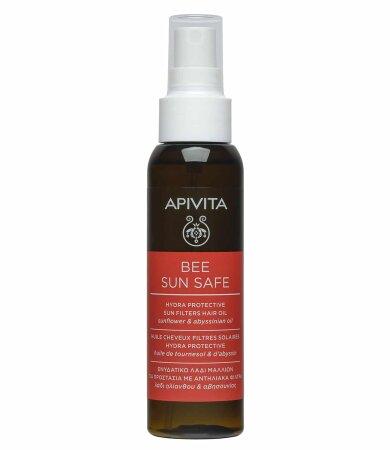 Apivita BEE SUN SAFE Λάδι Μαλλιών για Προστασία με Αντηλιακά Φίλτρα 100ml
