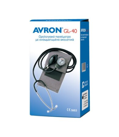 Omron Πιεσόμετρο Ενσωματωμένο Avron GL-40
