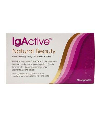 IgActive Natural Beauty Skin, Hair & Nails 60 caps