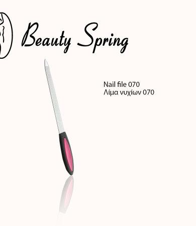 Beauty Spring Λίμα Σόλινγεν Μεταλλική 070