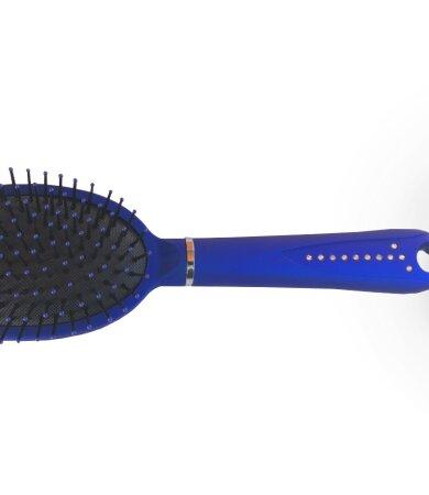 Beauty Spring Βούρτσα Μαλλιών Οβάλ Μπλε 5222