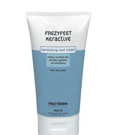 Frezyderm Frezyfeet Keractive Cream Κρέμα Απολέπισης Ποδιών 75ml