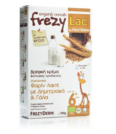Frezylac Bio Cereal Φαρίν Λακτέ Δημητριακά με Γάλα 200 gr