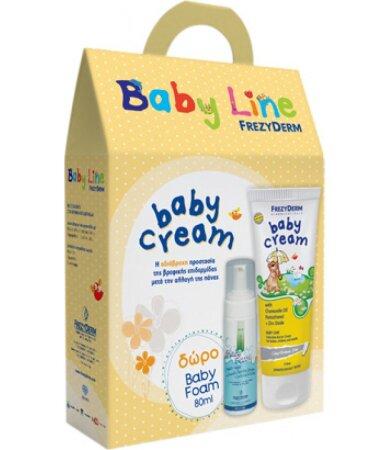 Frezyderm Promo Baby Cream 175ml & Δώρο Baby Foam 80ml