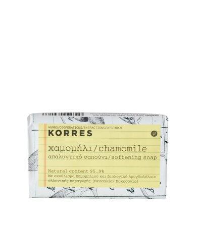 Korres Χαμομήλι Απαλυντικό Σαπούνι 125g