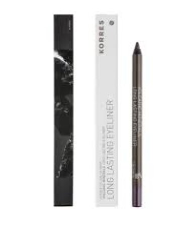 Korres Black Volcanic Minerals Professional Long Lasting Eyeliner - 04 Purple