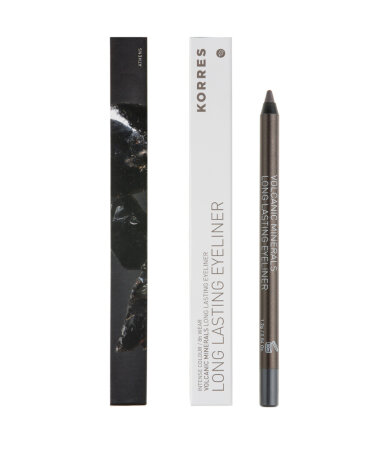Korres Volcanic Minerals Long Lasting Eyeliner - 06 Grey