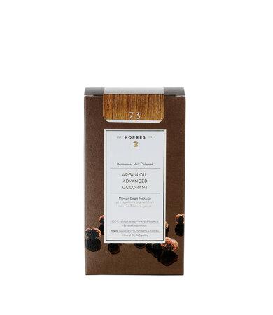 KORRES ARGAN OIL Advanced Colorant 7.3 Ξανθό Χρυσό/Μελί
