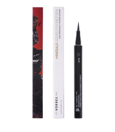 KORRES MINERALS Liquid Eyeliner Black 1ml