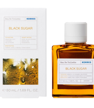 Korres Black Sugar Eau De Toilette 50ML