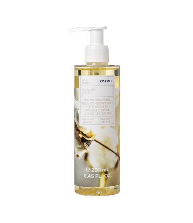 Korres Pure Cotton Instant Smoothing Serum Ενυδατικο Serum-Oil Σώματος Αγνό Βαμβάκι 250ml