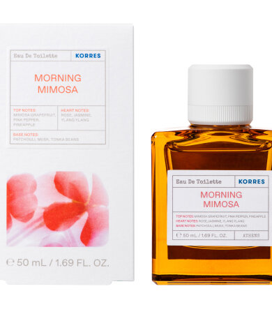 Korres Morning Mimosa Eau De Toilette Άρωμα για Γυναίκες 50ml